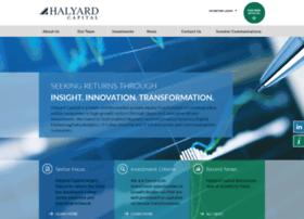 halyard.com
