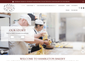 hambletonbakery.co.uk