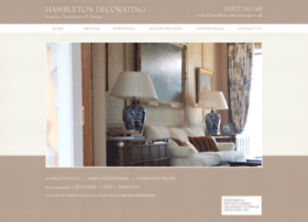 hambletondecorating.co.uk
