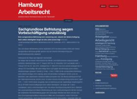 hamburg-arbeitsrecht.de