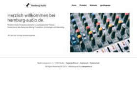 hamburg-audio.de