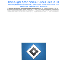 hamburgersv.pages3d.net
