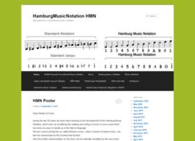 hamburgmusicnotation.com