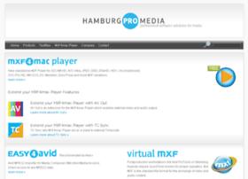 hamburgpromedia.com