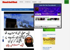 hamdandnaat.com