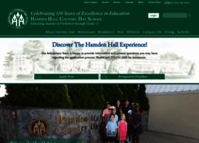 hamdenhall.org