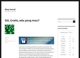 hamdi.web.id