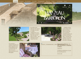 hameau-barboron.com