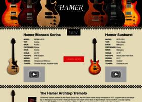 hamerguitars.com