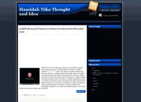 hamidahnika.blogspot.in
