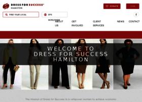 hamilton.dressforsuccess.org