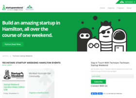 hamilton.startupweekend.org