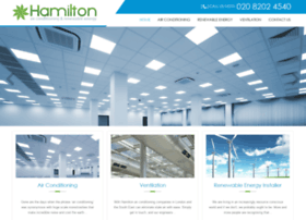 hamiltonaircon.co.uk