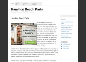 hamiltonbeachparts.net