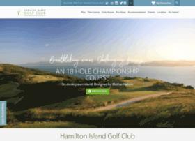 Hamiltonislandgolfclub.com.au