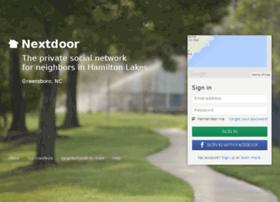 hamiltonlakes.nextdoor.com
