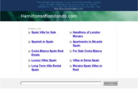 hamiltonsoflondondb.com