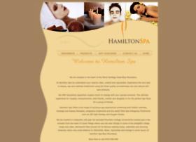hamiltonspa.com.au