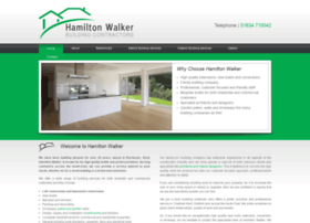 hamiltonwalkerbuildingcontractors.co.uk