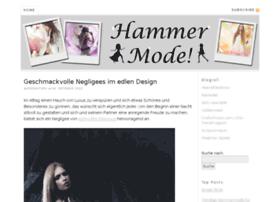 hammer-mode.de