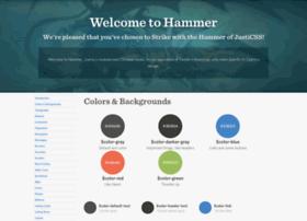 hammer.zaarly.com