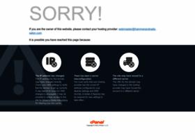 hammerandnails-salon.com