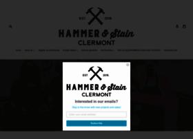hammerandstainclermont.com