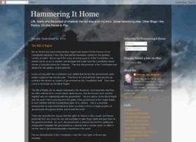 hammeringithome.blogspot.com