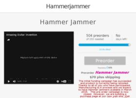 hammerjammer.tilt.com