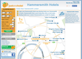 hammersmith-hotels.com