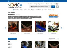 hammock.novica.com