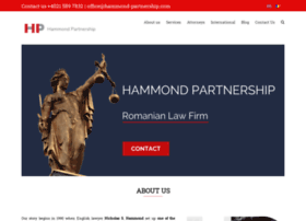 hammond-minciu.com