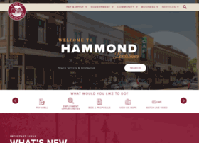 hammond.org