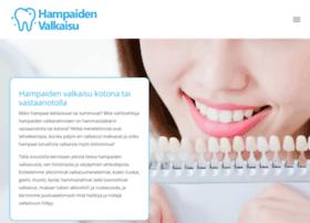 hampaiden-valkaisu.fi