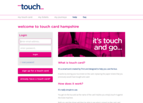 hampshire.touch-card.co.uk
