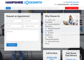 hampshirelocksmith.co.uk