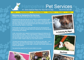 hampshirepetservices.co.uk
