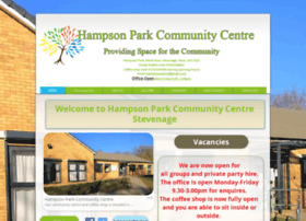 hampsonparkcc.co.uk