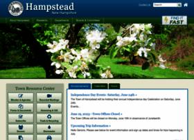 hampsteadnh.us