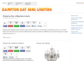 hamptonbayfanslighting.com