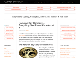 hamptonbayoutlet.com