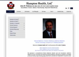 hamptonhealthltd.com