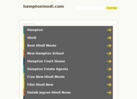hamptoninndi.com
