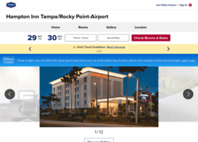 hamptoninntamparockypoint.com