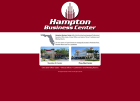hamptonoffices.com