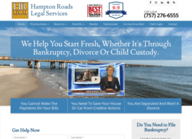 hamptonroadslegal.com
