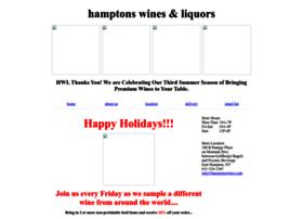hamptonswines.com