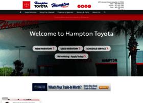 hamptontoyota.com