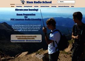 hamradioschool.com