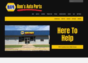 hamsautoparts.com